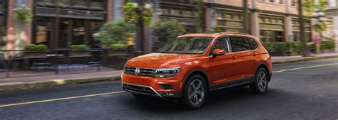 vw tiguan mid size family suv volkswagen canada