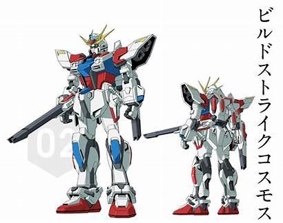 Build Gundam Fighters Strike Cosmos Gm Counterattack