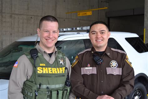 county sheriff s office former marines friendship leads to much needed donation