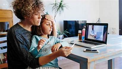Doctor Appointment Virtual Kid Before Parent