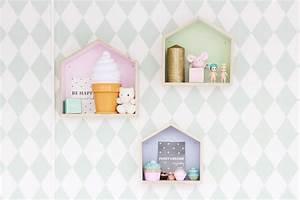 Deco Scandinave Chambre Bebe : une chambre de fille pastel ~ Melissatoandfro.com Idées de Décoration