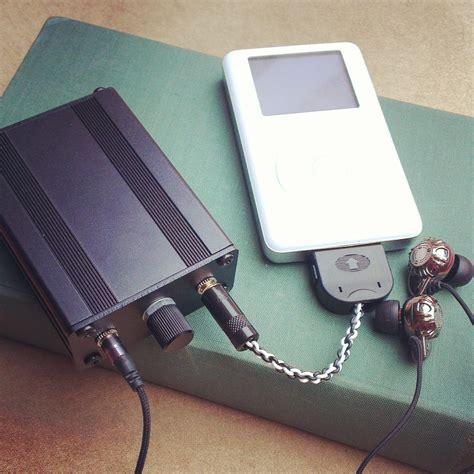 Hifi Quality Carbon Cmoy Headphone Amplifier Assembled