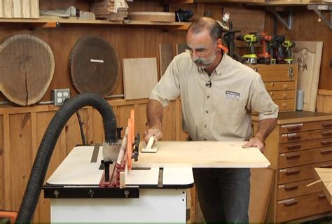 table  blade storage making  long bow   shop