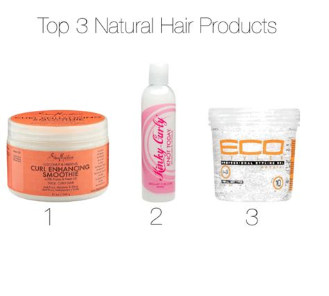 cmichellestyles com top 3 products for naturally curly
