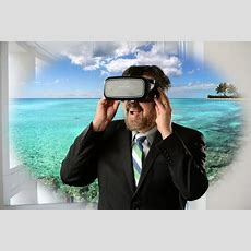 Virtual Reality Travel The Future Of Travel?