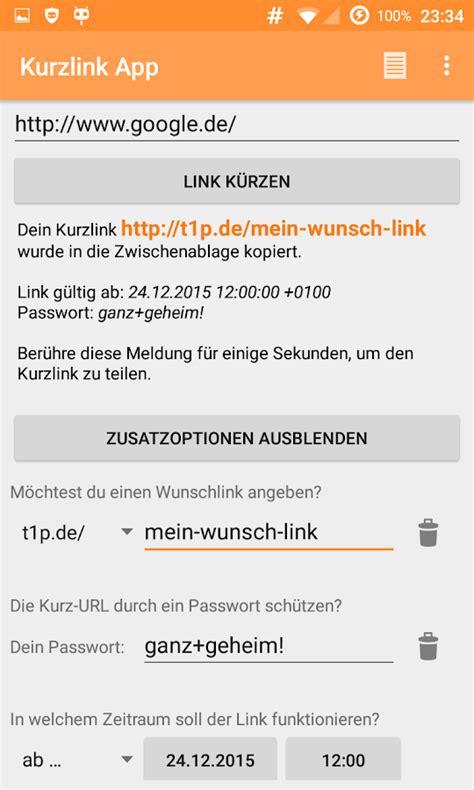 Kurzlink App ( Kurz Url App )