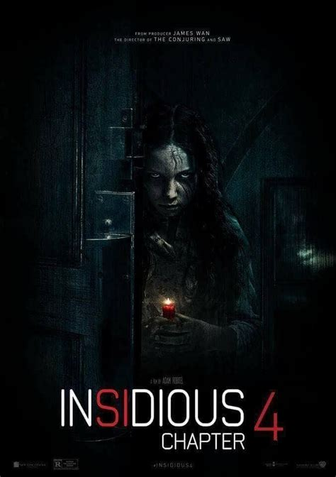 Insidious Chapter 4 new Poster   Horror movies list, Top ...