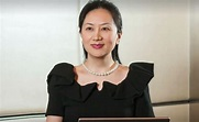 Meng Wanzhou, chief financial officer of Chinese telecom ...