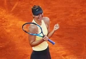 WTA Rankings 21-05-2018: Maria Sharapova cracks top 30 again