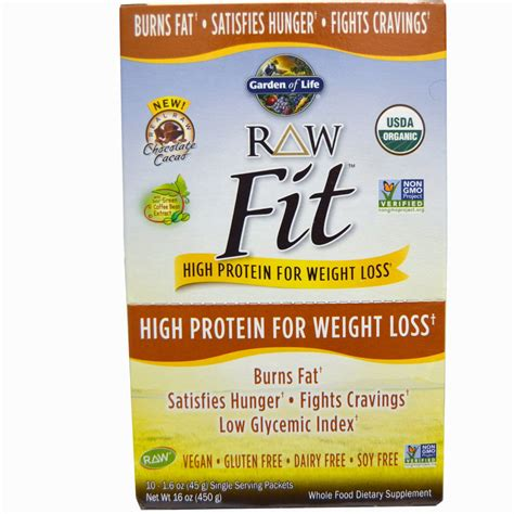garden of fit garden of fit high protein for weight loss