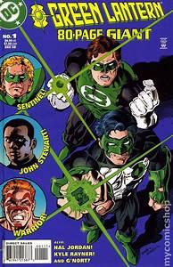 Green Lantern 80-Page Giant (1998) comic books