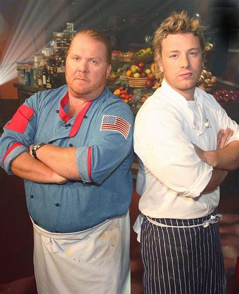 iron chef uk turns   heat  top cooks  list