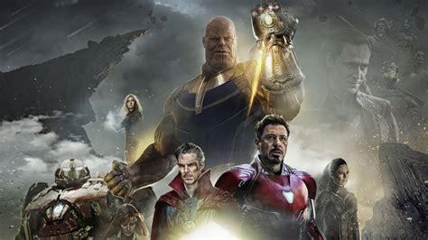 Doctor Strange Hd Wallpaper Download 1920x1080 Wallpaper Avengers Infinity War 2018 Movie Poster Fanart Full Hd Hdtv