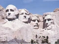 Who   s on Mount Rushmore    Wonderopolis  Rushmore