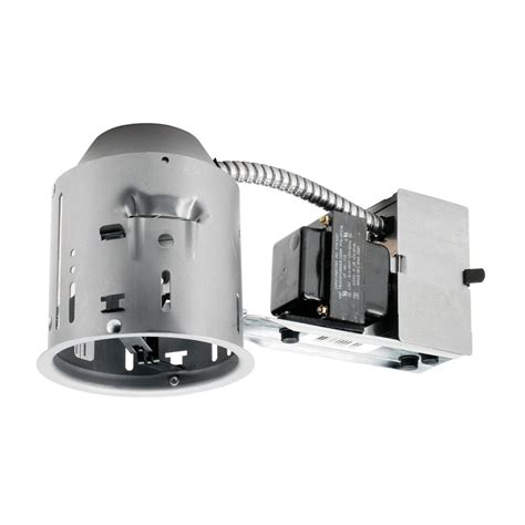 4 inch low voltage recessed remodel can tc44r
