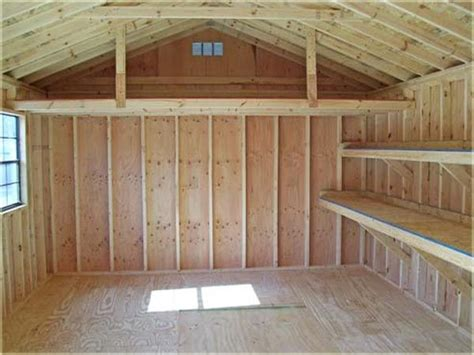 free storage shed plans if you want to build your own