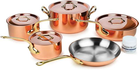 copper pots  pans  top  picks