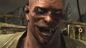 Mortal Kombat X - Jason Unmasked / Reptile Mesh Swap Intro ...