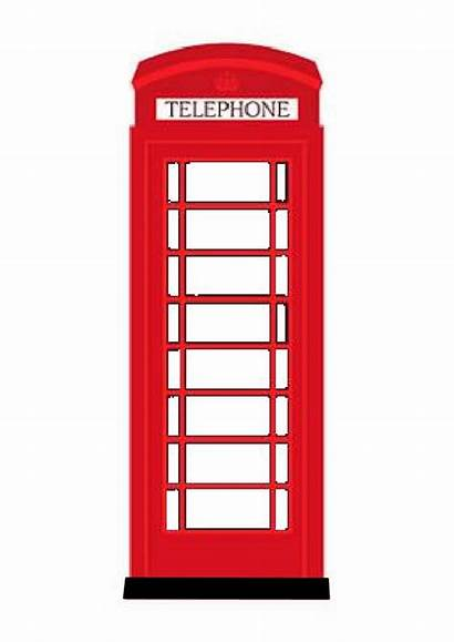 Phone Booth Clipart Clip Phonebox Telephone Box
