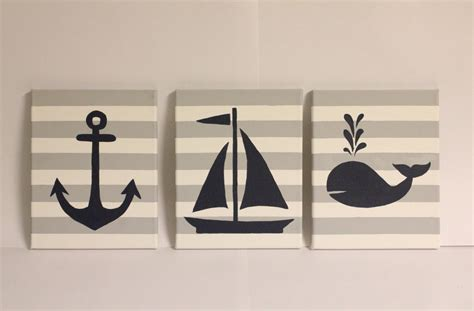 Sailboat Wall Decor Nursery by Wall Decor Nautical Simple Home Decoration