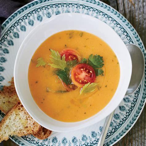 best cold soups chilled tomato soup with goat milk yogurt recipe brent ridge josh kilmer purcell food wine