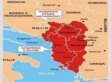 What was the Albania vs Serbia fight during the football