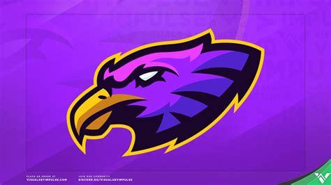 eagle mascot logo visuals  impulse