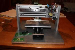 Pcb Laser Exposer  Printer - Projects