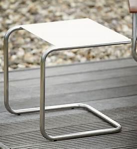 Beistelltisch Metall Weiß : beistelltisch outdoor metall wei 40x40 cm im greenbop online shop kaufen ~ Whattoseeinmadrid.com Haus und Dekorationen