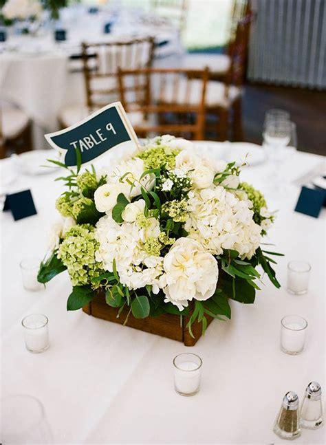 navy  white nautical wedding white floral