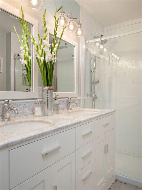 Bathroom Vanity Backsplash Ideas by 22 Best Bathroom Backsplash Ideas Images On