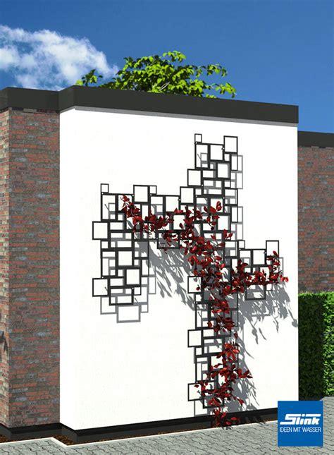 Laser Für Hauswand by Rom Modernes Rankgitter Design Spalier F 252 R Rankpflanzen