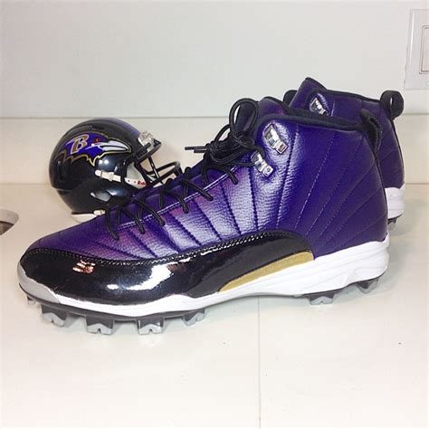 custom cleats    nfl fields sole collector