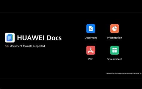 Huawei dévoile son alternative à Microsoft Office et ...