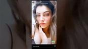 Urvashi rautela nip poke - YouTube