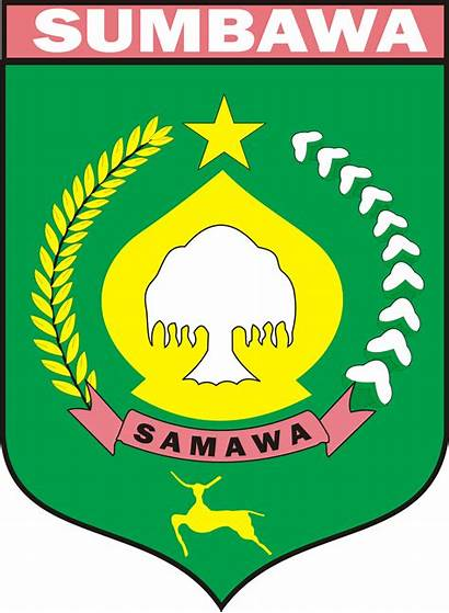 Sumbawa Kabupaten Lambang Barat Dan Kebudayaan Kota