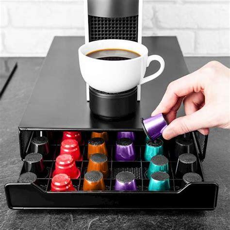 Nespresso Coffee Pod Storage Drawer  Gifts   Spicy Jam