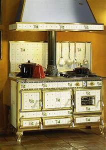 Cucine Combinate Legna Gas Idee Di Design Per La Casa