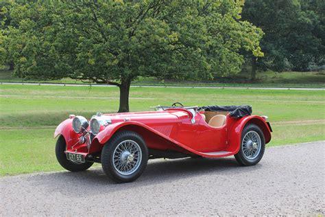 1937 Jaguar SS 100 2 ½ litre | Coys of Kensington