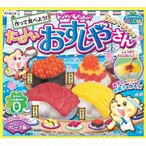 Kracie Popin Cookin DIY Happy Kitchen SUSHI Shop Candy ...