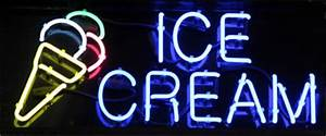 Image Gallery ice cream sign