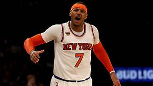 NBA trade rumors: Carmelo Anthony says he won't leave ...  Carmelo