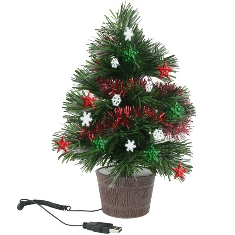 usb desktop christmas tree drinkstuff