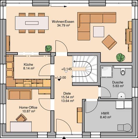 Hausgrundrisse Ohne Keller by Stadtvillen Grundrisse Bathroom Layout Plans House