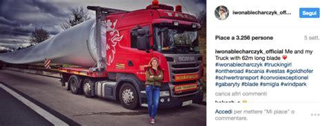 Donne Al Volante Di Camion by Iwona La Camionista Polacca Ha Conquistato Il