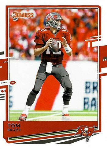 2020 Donruss Football Checklist, Team Set Lists, Box Breakdown