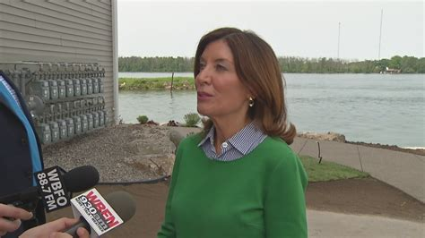 A new state initiative hopes to increase people's interest in its recreational opportunities. Lt. Governor Kathy Hochul says she won't run for Collins' spot   News 4 Buffalo