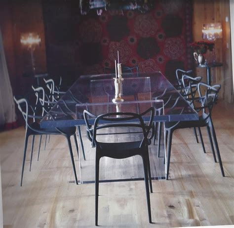 kartell chaises chaise masters kartell styles decoration
