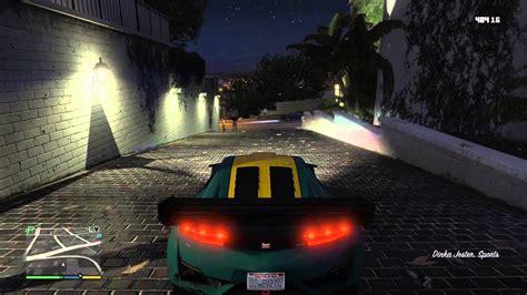 Secret Car Location Gta 5 Story Mode! #1