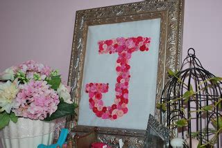 cure  decor button initial wall art